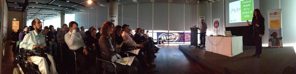 Veranstaltungsfoto vom A-Tag '12