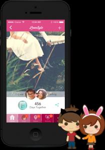 Lovebyte - die App