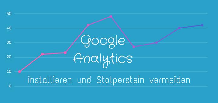 Google Analytics Titelbild - nur zur Dekoration