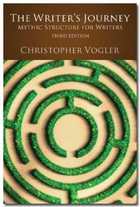 Buch-Cover Christopher Vogler, The Writer's Journey - Die Heldenreise
