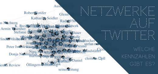 Beitragsbild Netzwerkanalyse