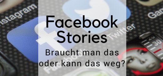 Facebook Stories: Brauchbar oder nicht?