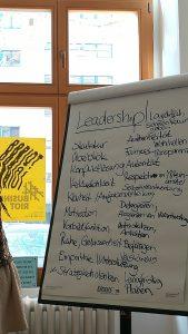 Foto: Team Management und Leadership bei Business Riot