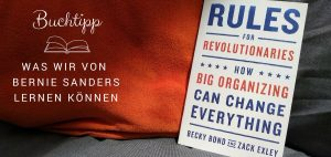Buchtipp: Bernie Sanders Buch