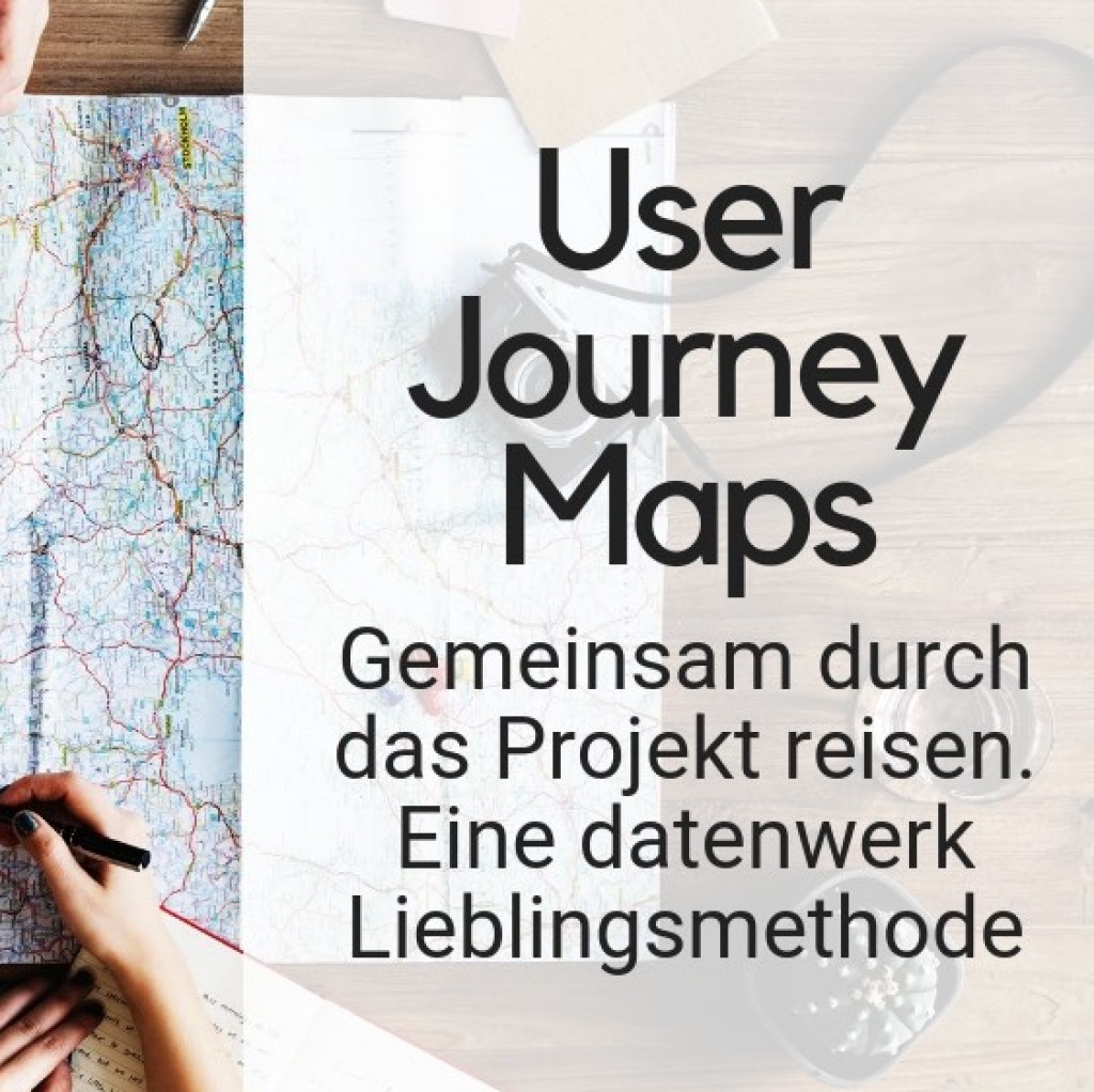 Symbolfoto für User Journey Mapping
