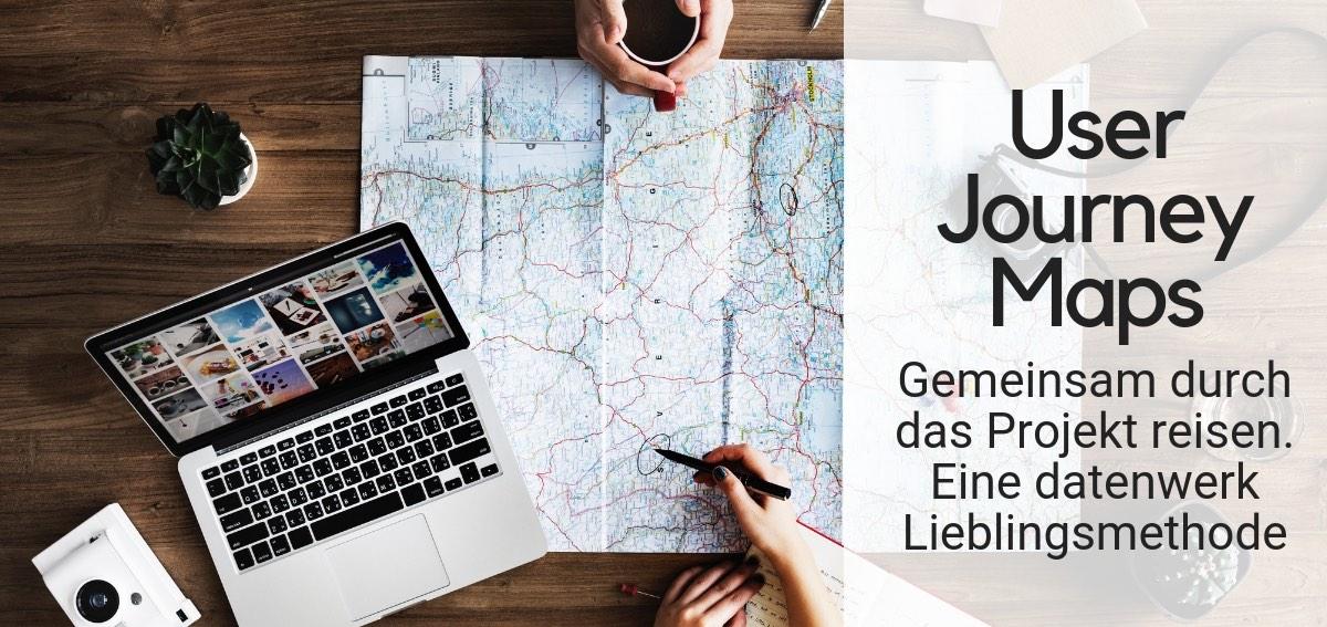 Symbolfoto für User Journey Mapping