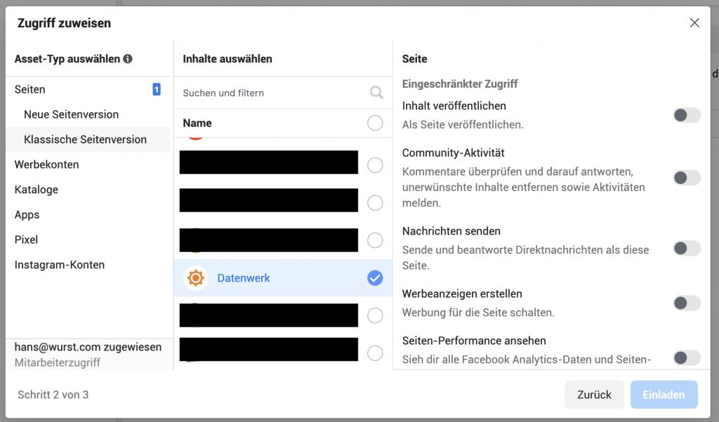Facebook-Business-Manager-Person-hinzufügen-Assets